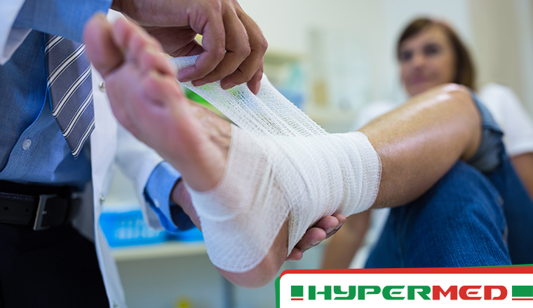 O efeito da oxigenoterapia hiperbárica em feridas crônicas